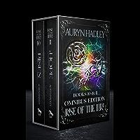 RISE OF THE ILIRI: Books 10-11: A Complete Epic Fantasy Series