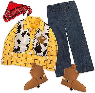 Disney Pixar Woody Costume for Boys – Toy Story