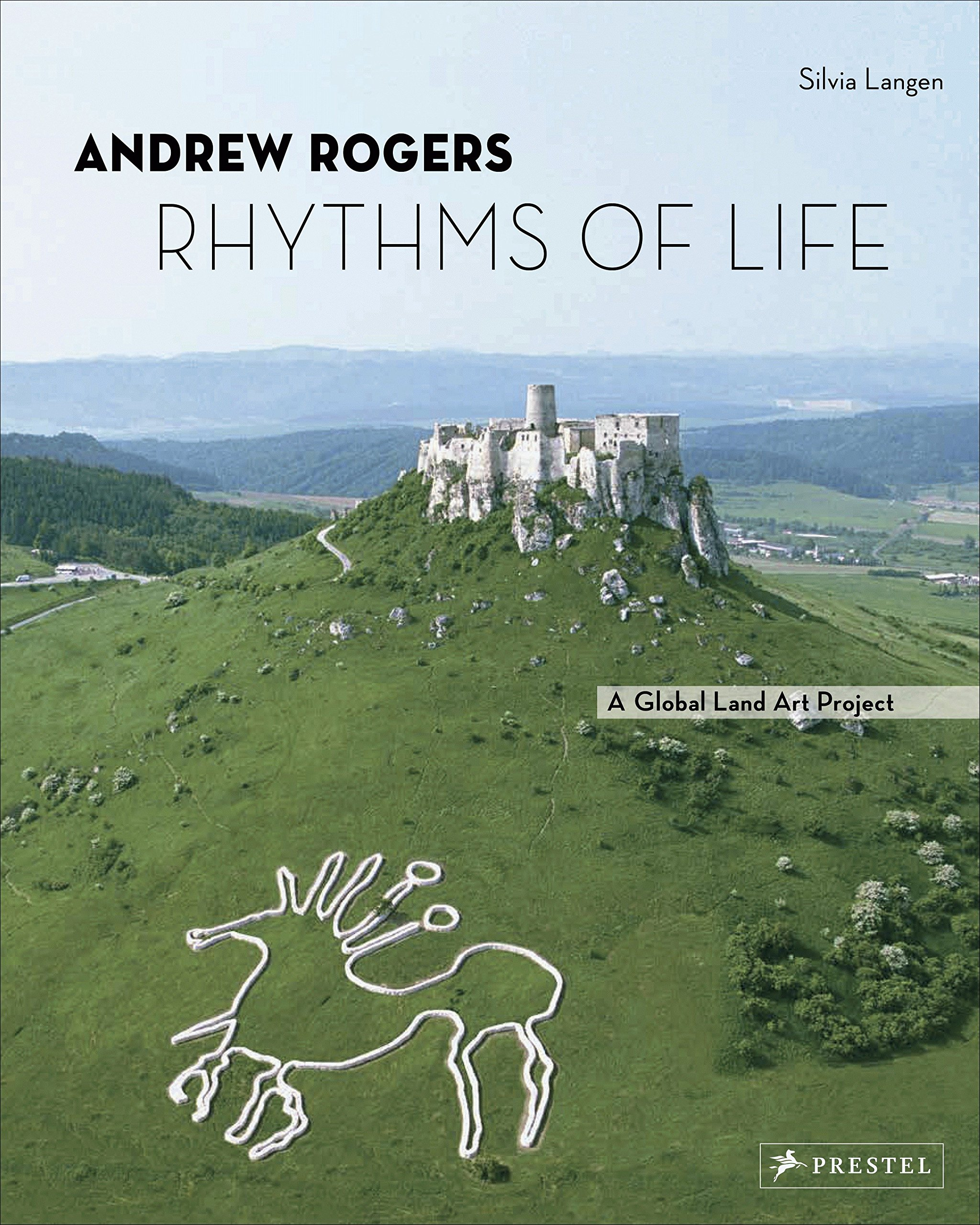 Andrew Rogers: Rhythms of Life―A Global Land Art Project by Langen Silvia