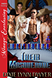 The American Soldier Collection 6: Their Masquerade [The American Soldier Collection 6] (Siren Publishing Menage…