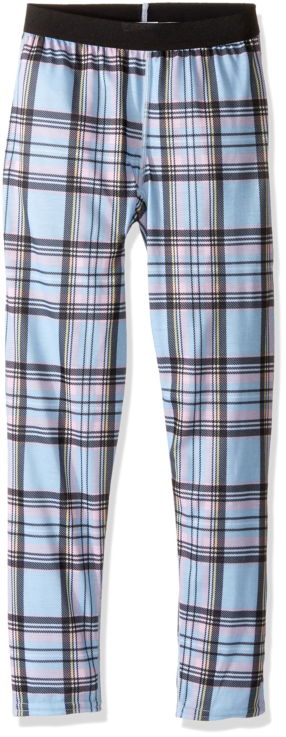 Hot Chillys Youth Pepper Skins Bottom, Scottie, X-Large