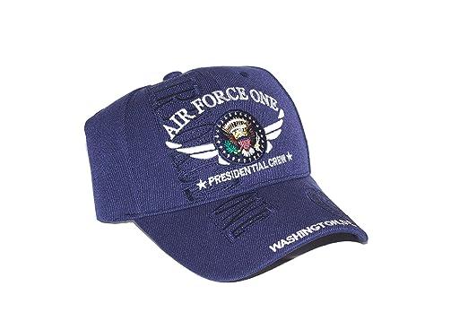 Amazon.com: Air Force One Presidencial Tripulación Sombrero ...