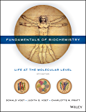 Fundamentals of Biochemistry: Life at the Molecular Level, 5th Edition