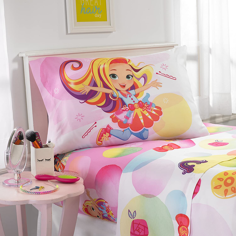 Sunny Day Sunny Bubbles Kids Bedding Sheet Set Full Franco