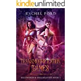 Transmogrification Games (Sellswords & Spellweavers series Book 3)