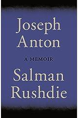 Joseph Anton Hardcover