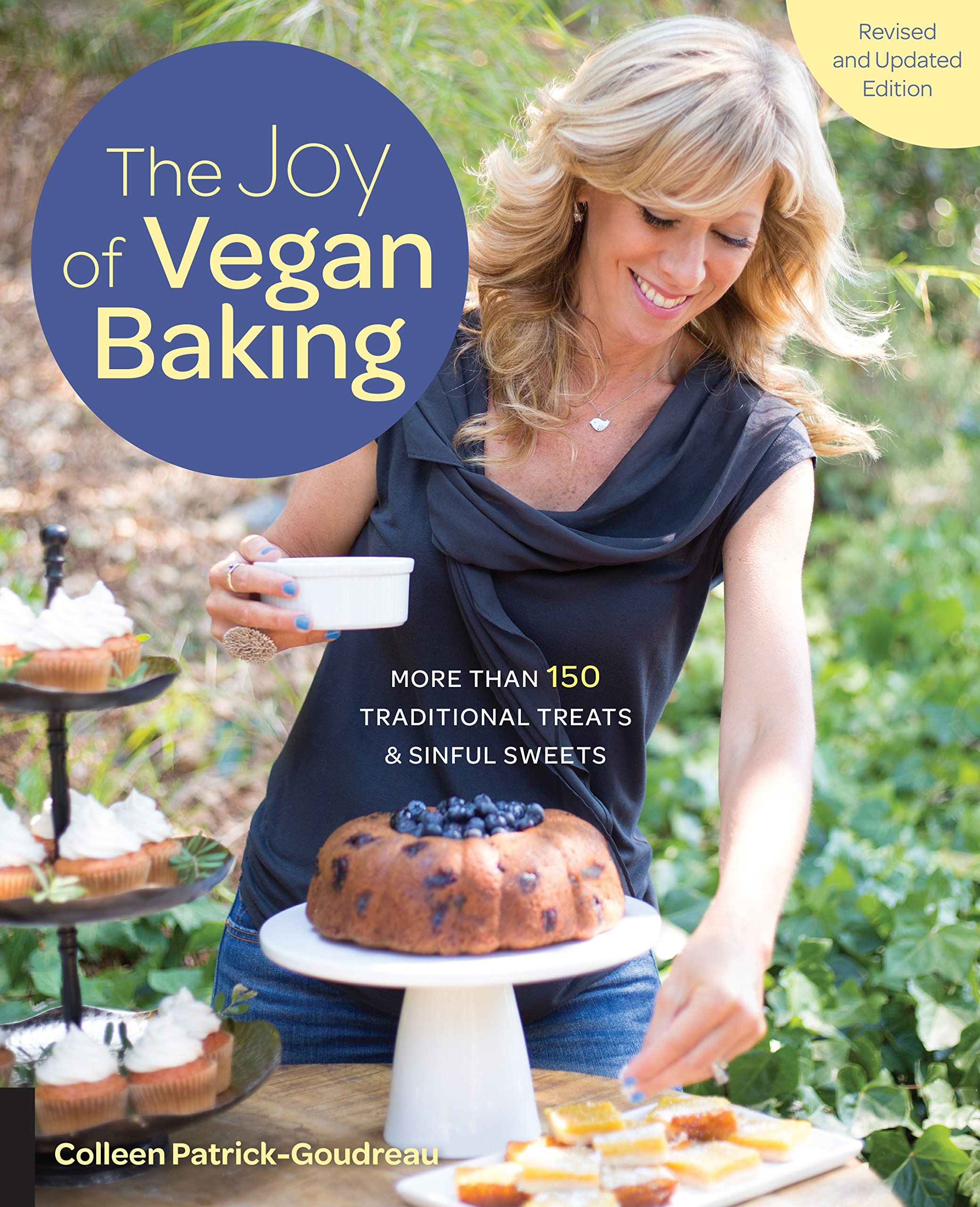 The Joy of Vegan Baking, Revised and Updated Edition: More than 150 Traditional Treats and Sinful Sweets by FAIR WINDS PRESS
