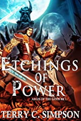 Etchings of Power (Aegis of the Gods Book 1) Kindle Edition