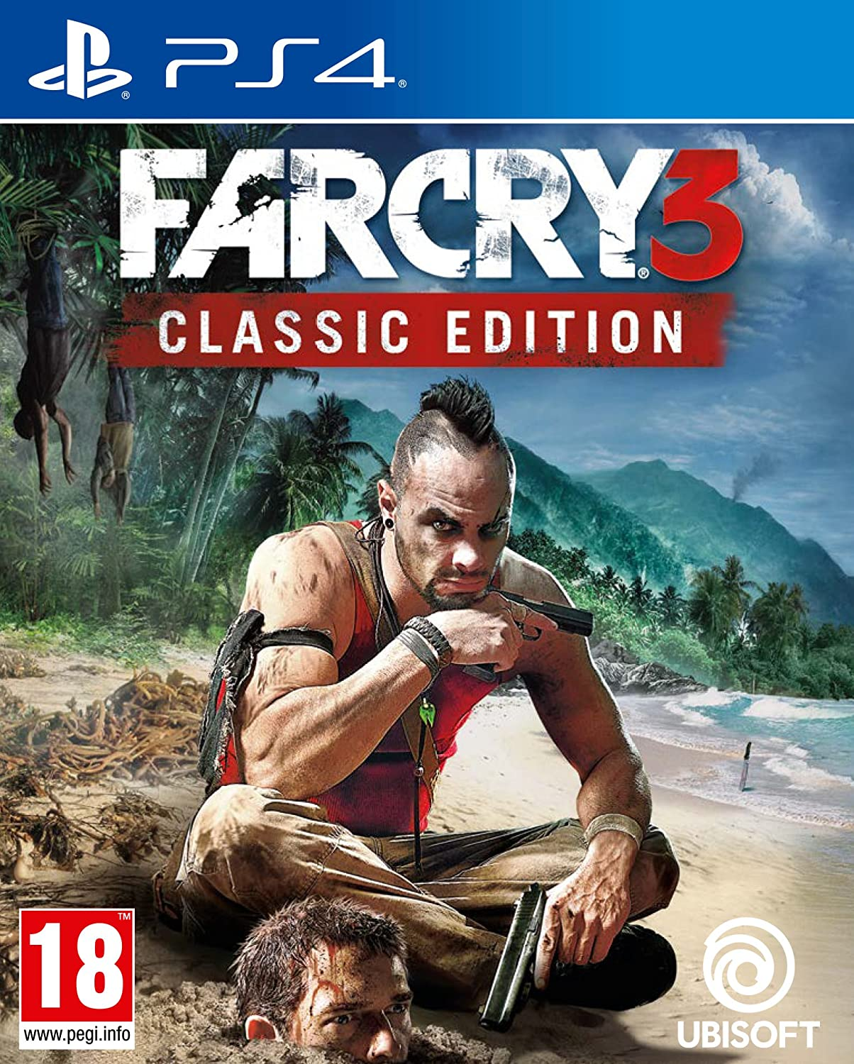 Far Cry 3 Classic Edition Ps4 Amazon Co Uk Pc Video Games