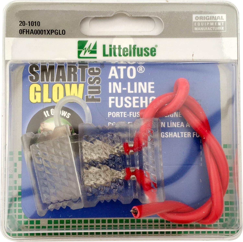 5 x 30 Amp Green Mini Glow Blow 30A Amps A Blade Fuses LED Smart Car Auto Bike