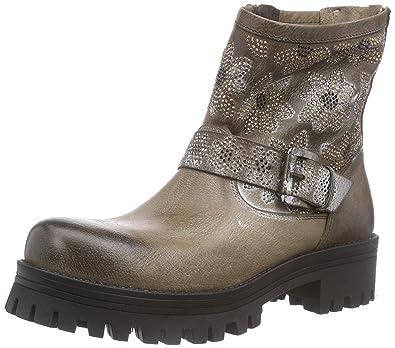 Cafè Noir Boots in braun für Damen ZfHgK