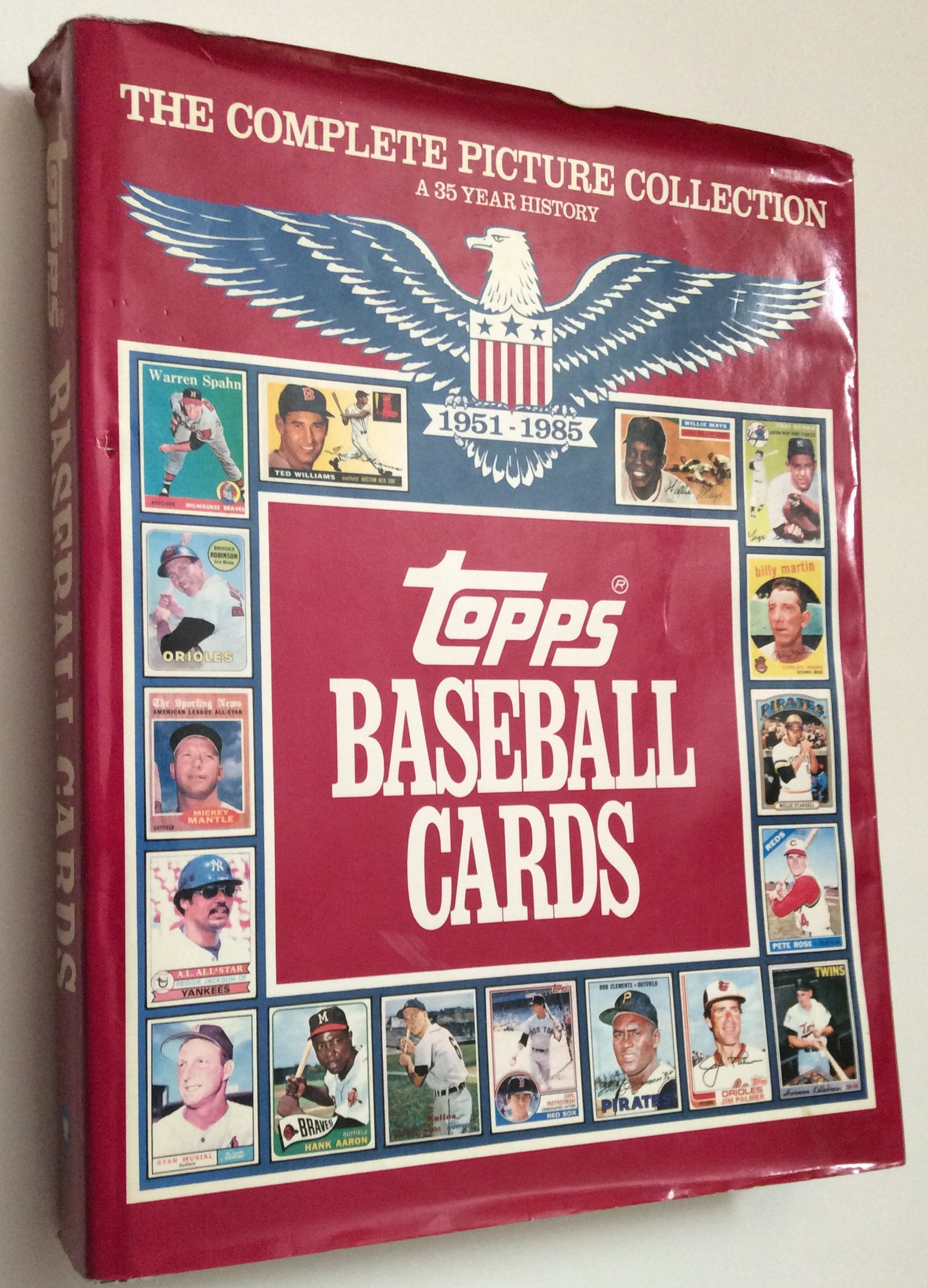 The Complete Picture Collection A 35 Year History 1951 1985 Topps