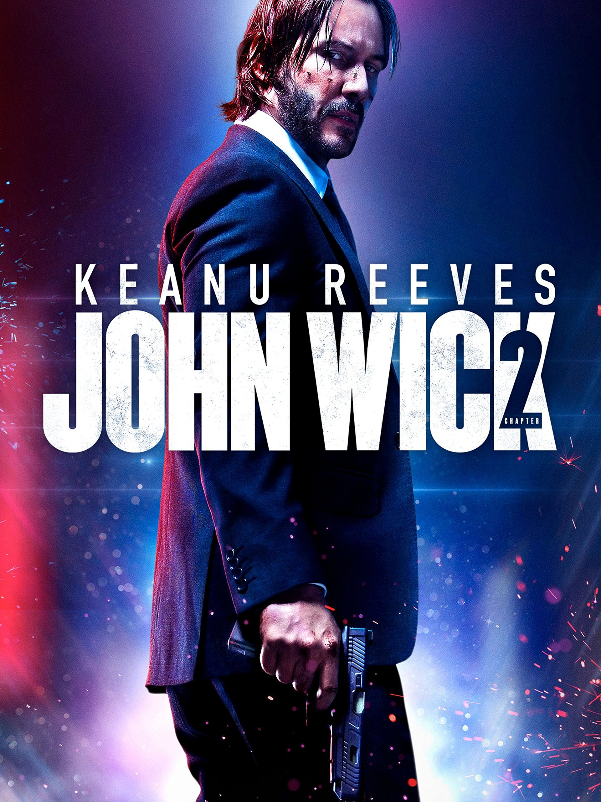 John Wick Chapter 2 on Amazon Prime Video UK
