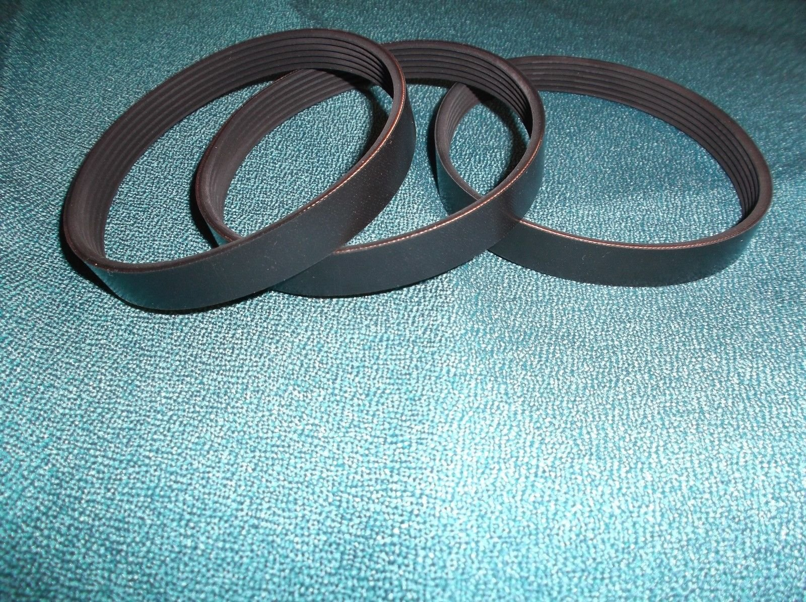 3 NEW DRIVE BELTS MADE IN USA FOR DELTA TP305 PLANER