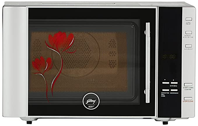 Godrej 30 L Convection Microwave Oven (GME 530 CF1 PM, Black)