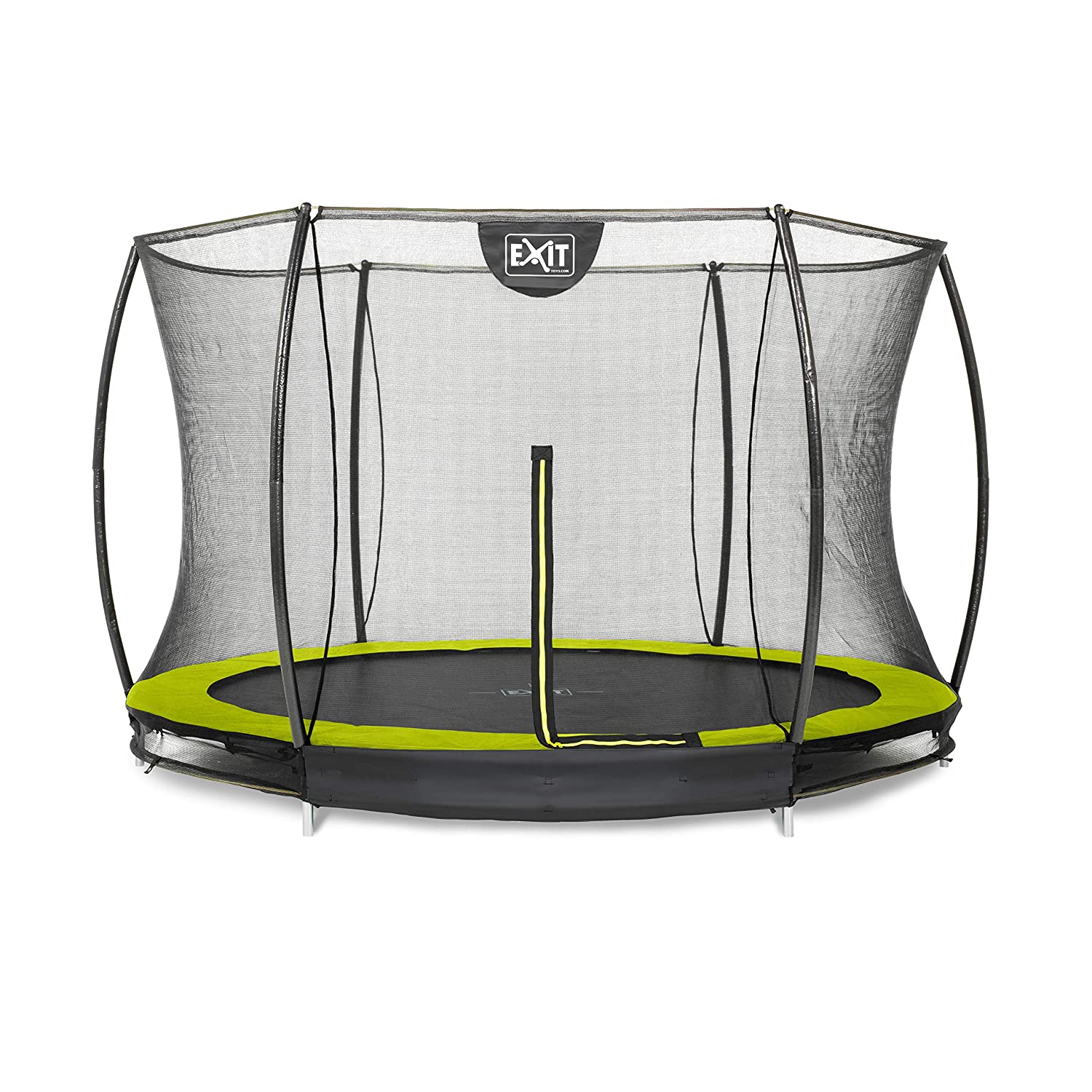 Exit - Silhouette Ground + Safetynet 305 (10ft) Limone