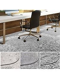 Carpet Chair Mats Amazon Com Office Furniture