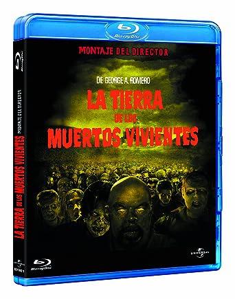 La tierra de los muertos vivientes El montaje del director Blu-ray ...