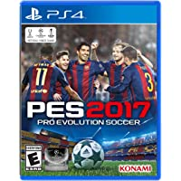 Pro Evolution Soccer 2017 Standard Edition PlayStation 4