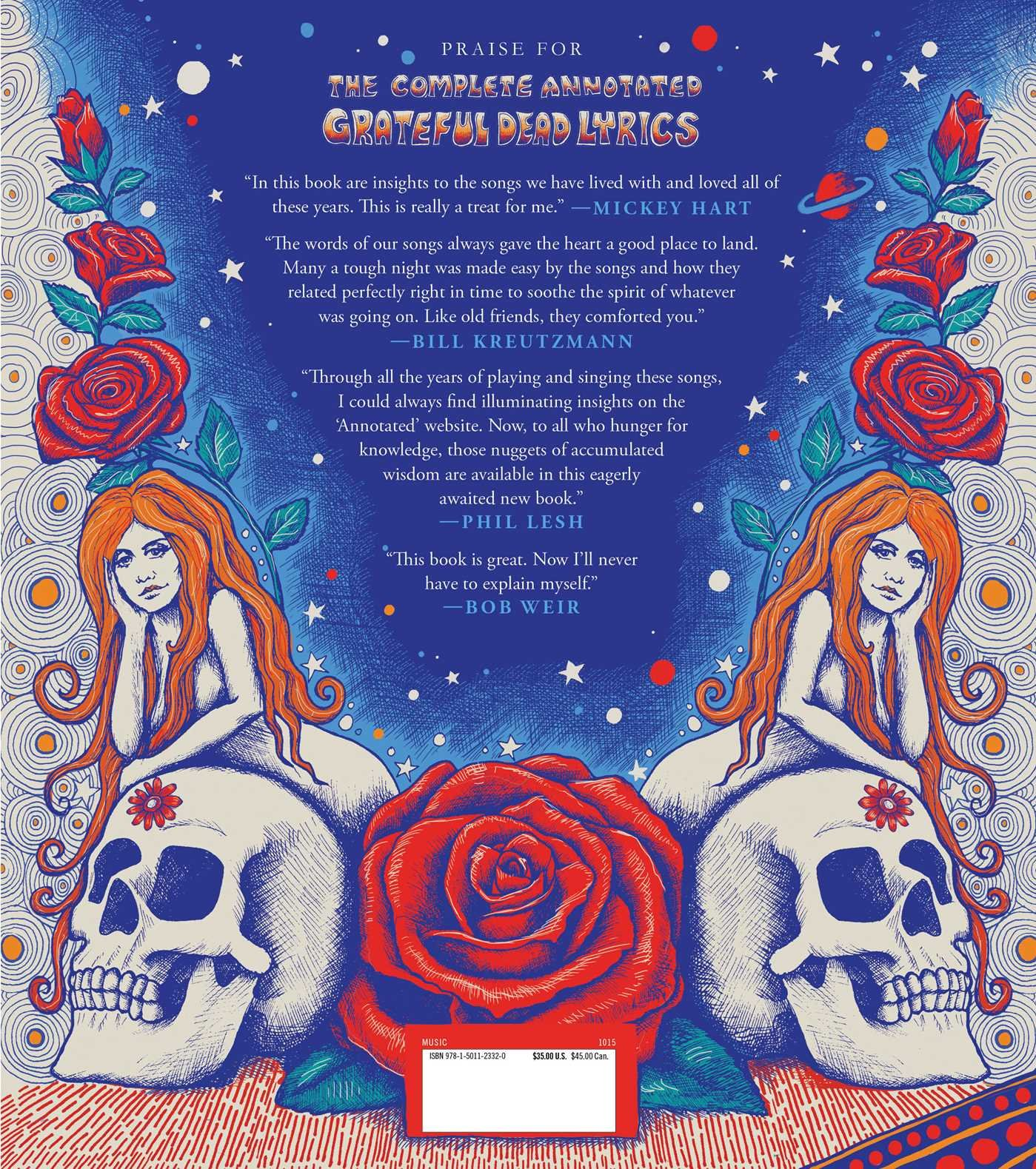 The Complete Annotated Grateful Dead Lyrics: David G. Dodd ...