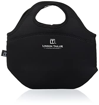 2f1db5a278 Amazon.com   LONDON TAILOR Neoprene Lunch Bag Well Built Insulated ...