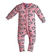 bcf8fbd5498 Mark s Blue Fox Baby Boys   Girls Sleep   Play Organic Romper Coverall  Bodysuit