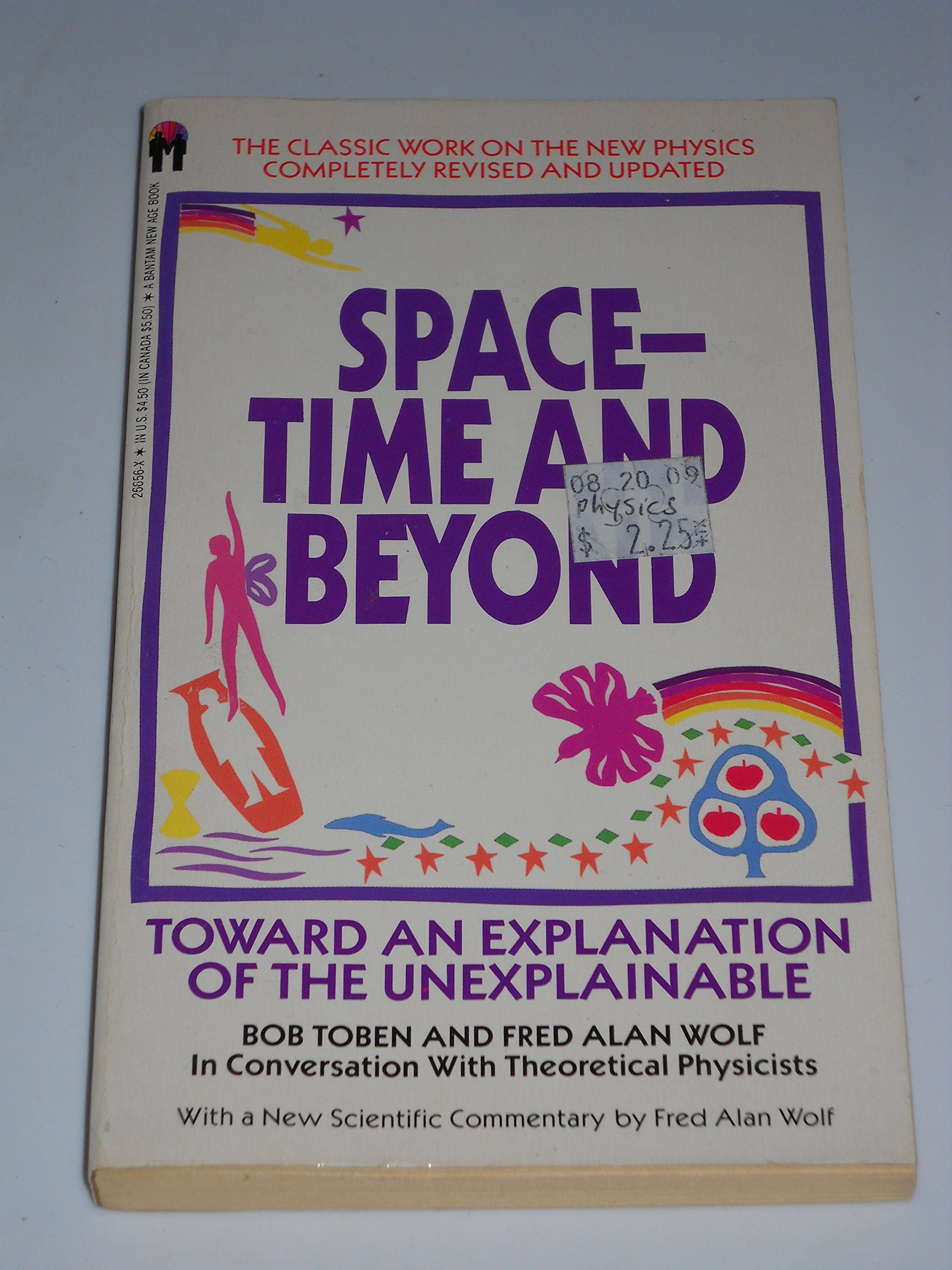 Space-Time and Beyond, Bob Toben; Fred Alan Wolfe