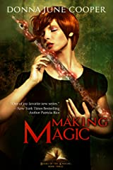 Making Magic (Books of the Kindling Book 3) Kindle Edition