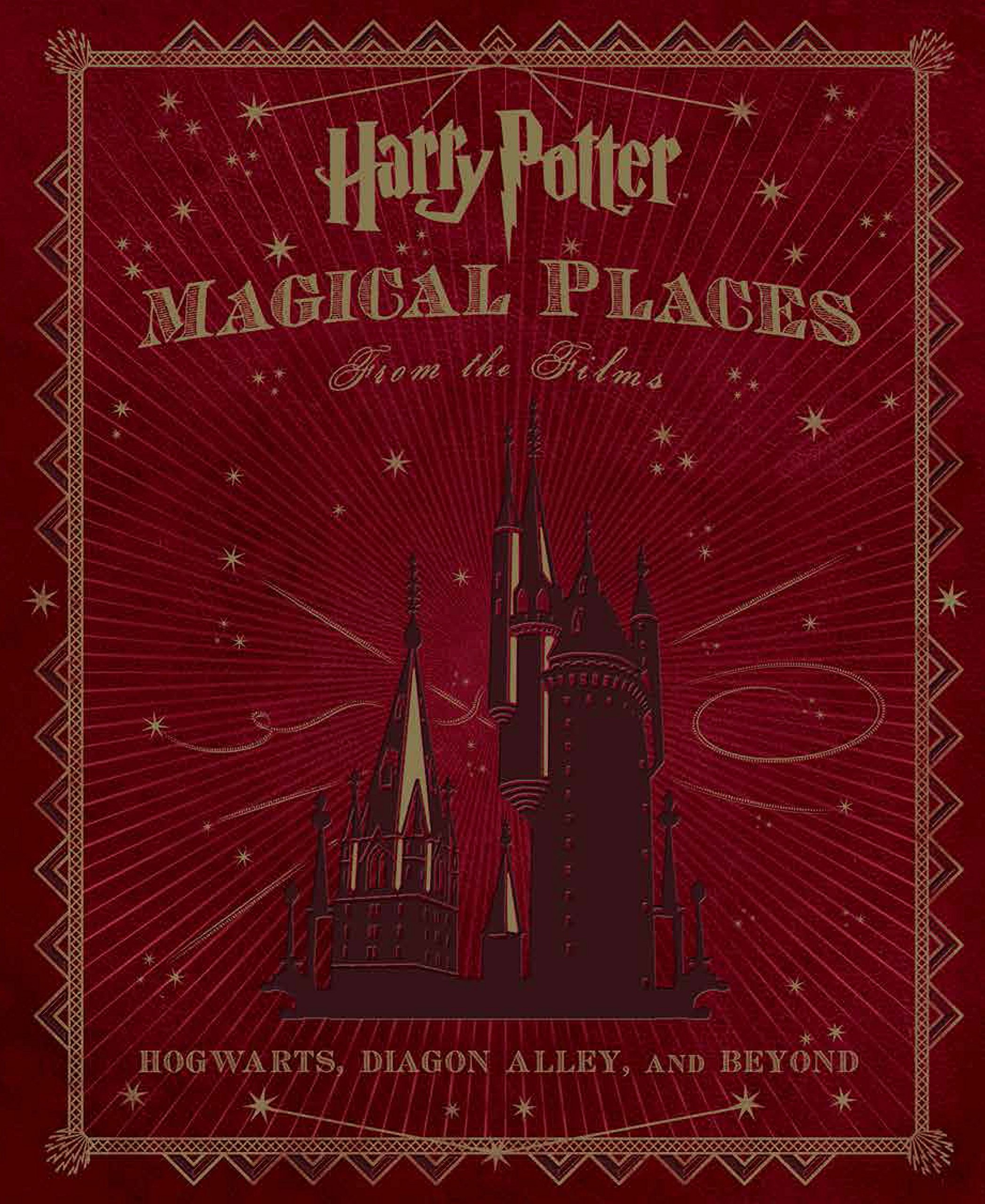 Harry Potter. Magical Places From The Films: Amazon.es: Jody ...