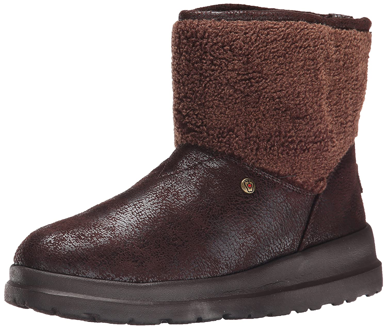473248f5860d8 Amazon.com | BOBS from Skechers Women's Cherish-Freedom Ride Boot | Ankle &  Bootie