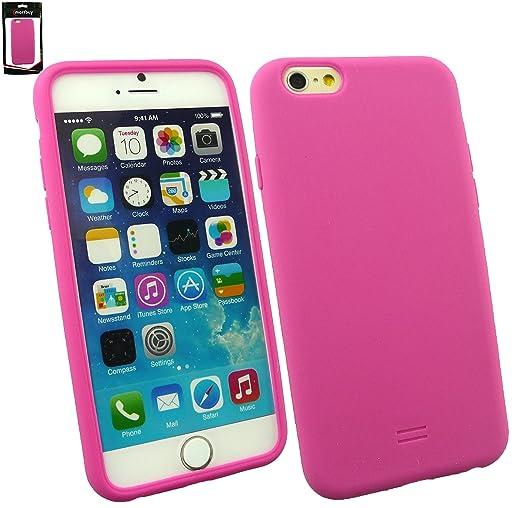 "53 opinioni per Emartbuy® Apple Iphone 6 6G 6S 4.7 "" Pollice Case Cover Custodia In Silicone Hot"