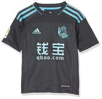 Adidas BG9559 - Camiseta Oficial de fútbol para niños: Amazon.es: Deportes y aire libre