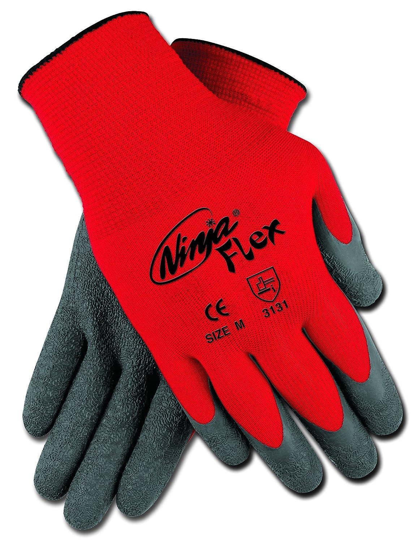 Memphis cn9680 X L Ninja Flex guantes, calibre 15 rojo de ...