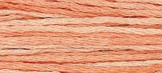 product image for Weeks Dye Works Classic Collection Embroidery Floss, 5 yd, Cantaloupe