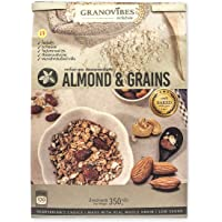Granovibes Granolas Almonds & Grains 350G