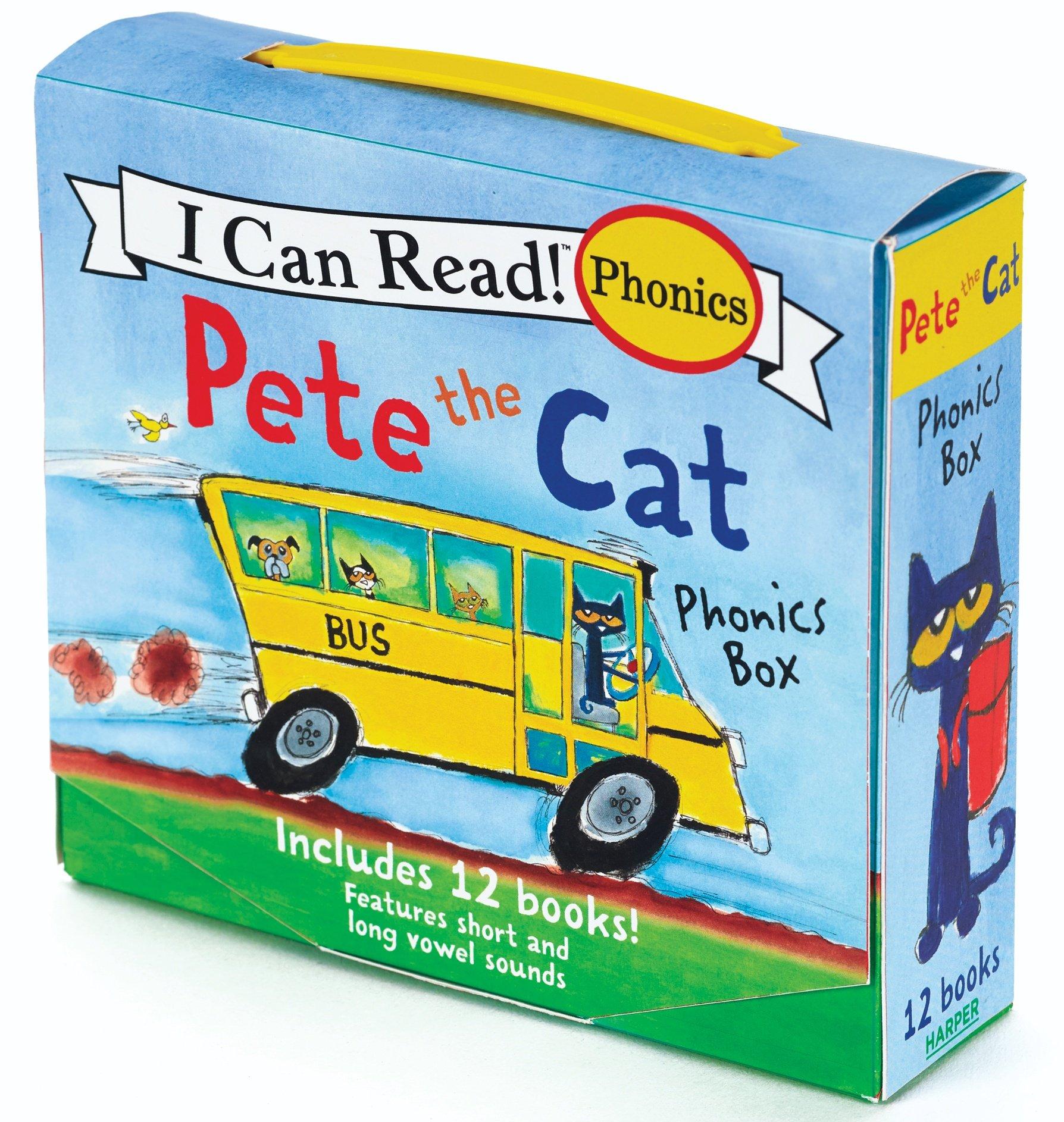 Pete Cat Phonics Box Mini Books product image