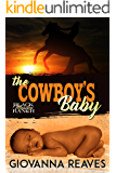 The Cowboy's Baby: Mpreg Romance (Black Meadow Ranch Book 1)