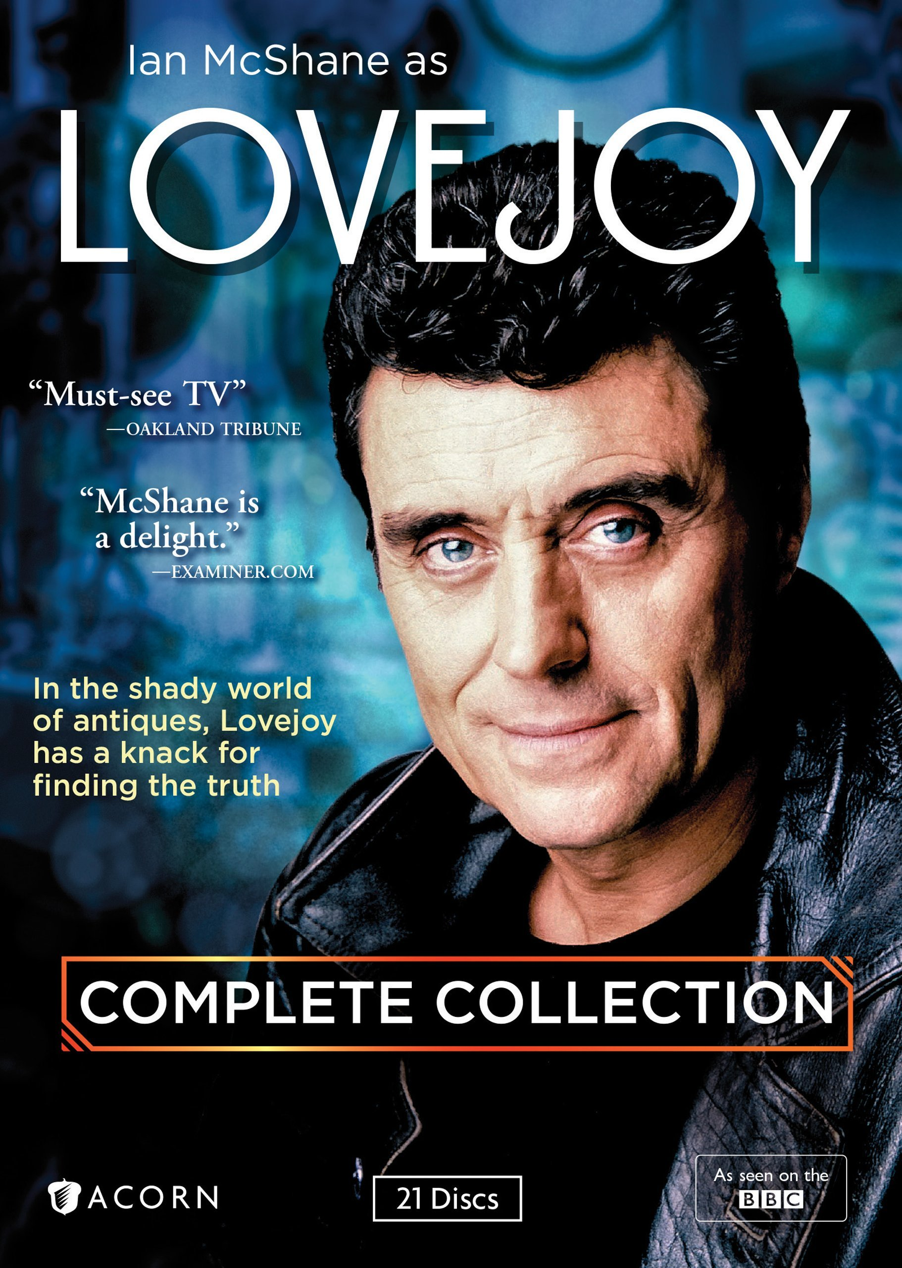 Lovejoy: The Complete Collection by RLJ/SPHE
