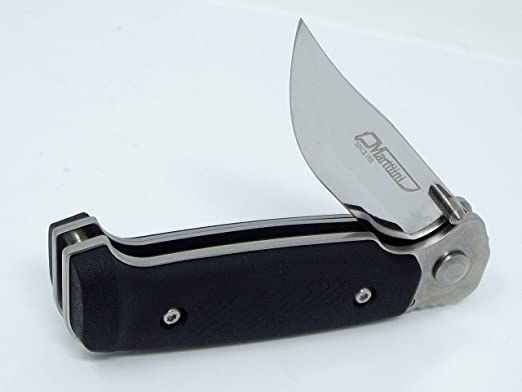 Amazon.com: Marttiini cuchillos cuchillo de bolsillo creado ...