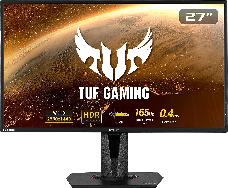 ASUS VG27BQ TUF Gaming - Monitor de Gaming de 27