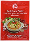 Cock Currypaste, rot, 6er Pack (6 x 50 g Packung)