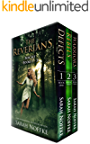 The Reverians Series Boxed Set: A YA Dystopian Adventure
