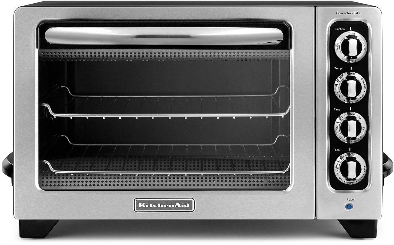 KitchenAid KCO222OB Countertop Toaster Oven - Electrics - Kitchen - Macy's Bridal and Wedding Registry