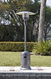 AmazonBasics Commercial Outdoor Patio Heater, Slate Grey