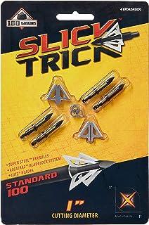 Slick Trick Viper Trick Replacement Blades 100//125 Grain