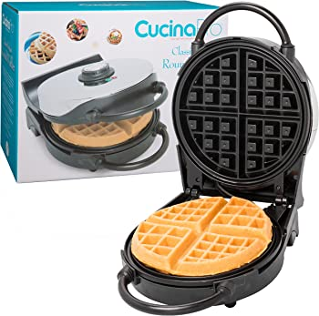CucinaPro Belgian Waffle Maker Non-Stick 7.5