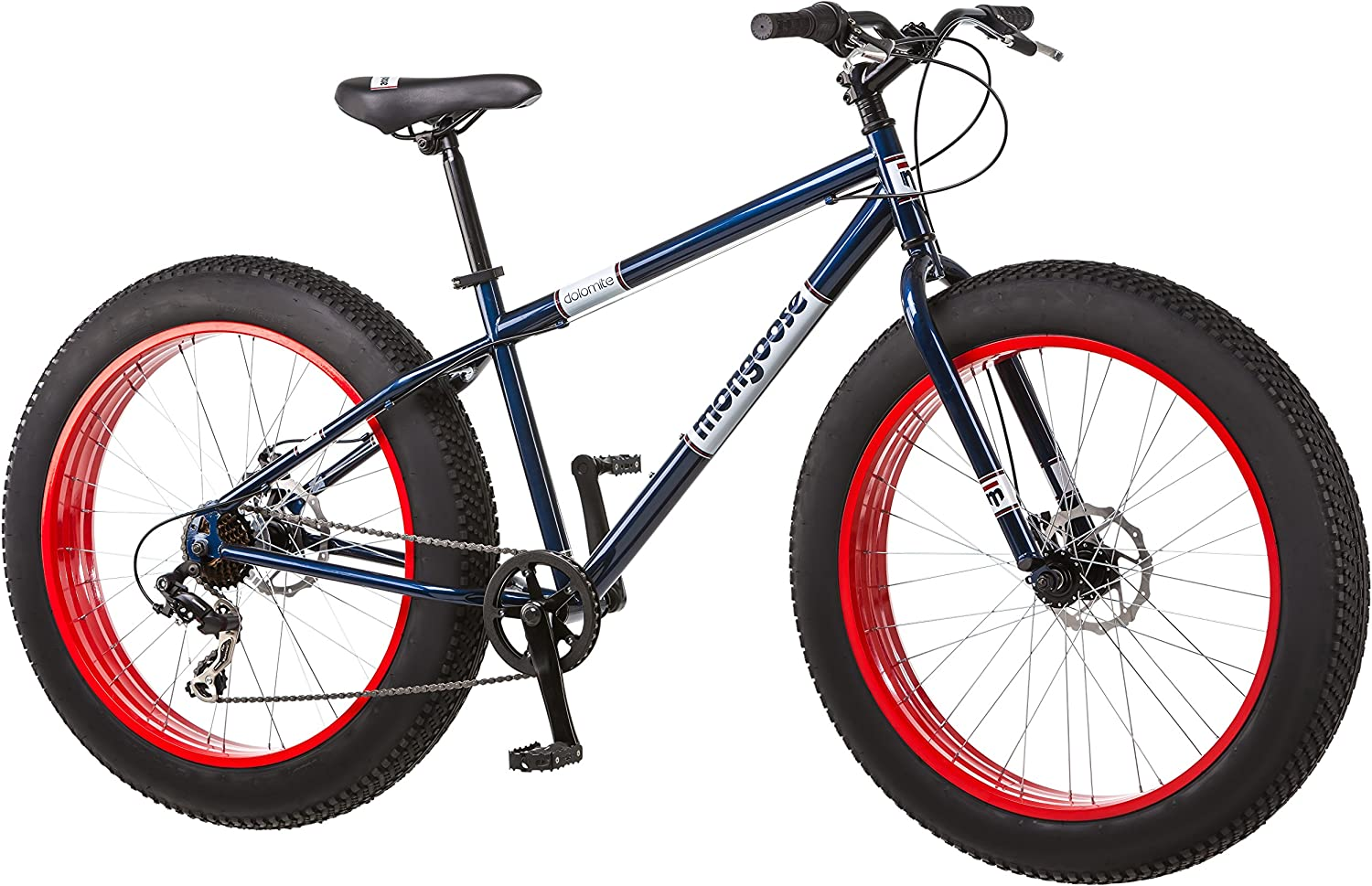 Mongoose Dolomite Fat Tire Mountain Bike