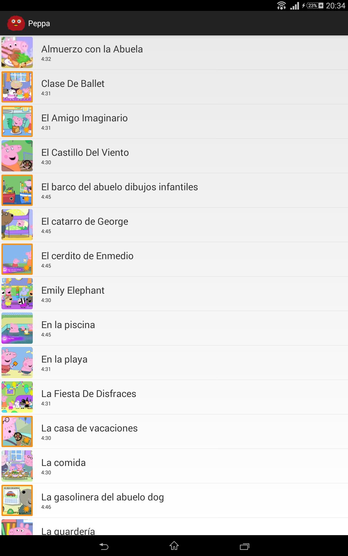 Películas para niños: Amazon.es: Appstore para Android