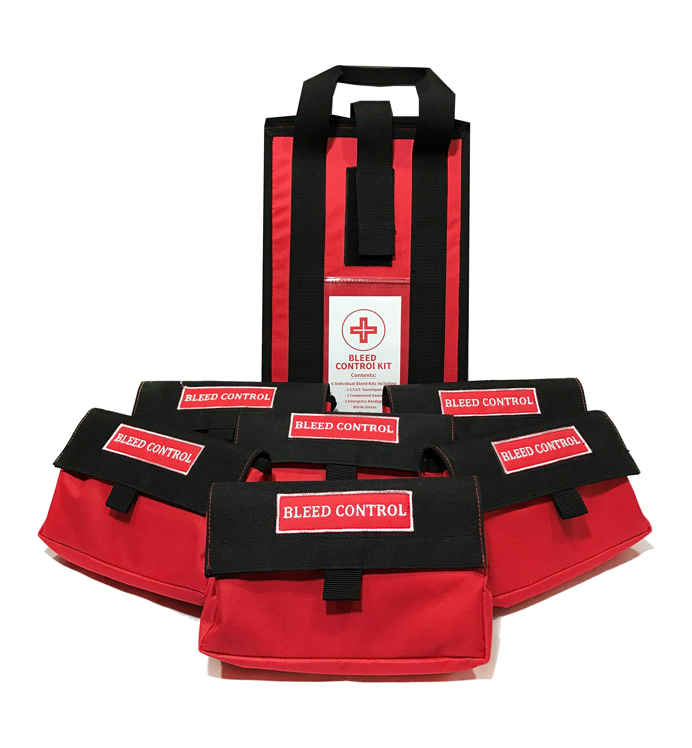Public Bleed Control Kit by STAT Medical Devices LLC (Image #2)