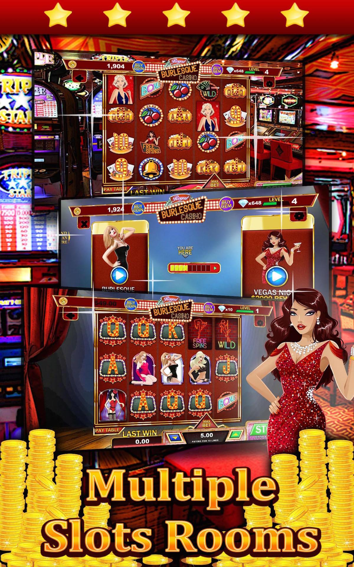Vegas Style Slots